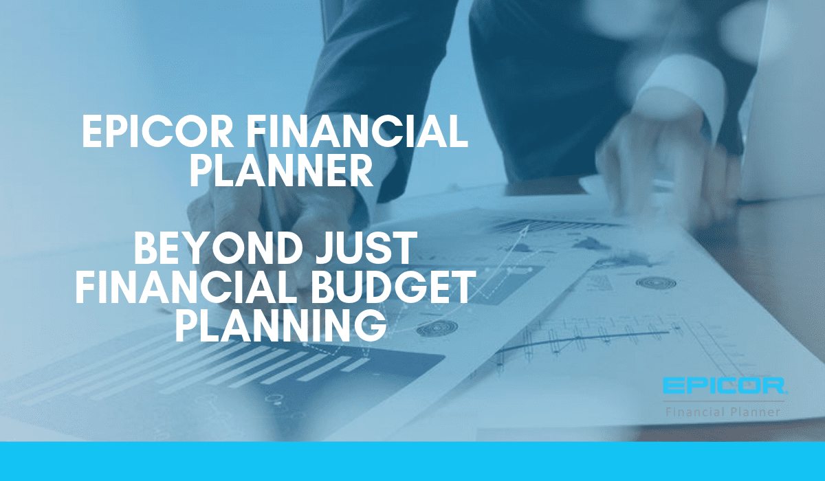 EFP – Beyond just Budgeting and Planning with Real Customer Usage Examples